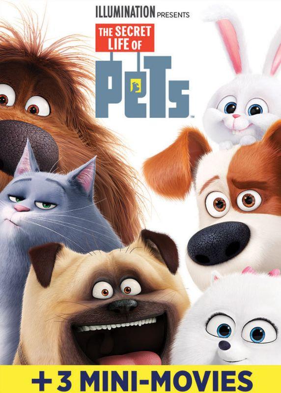 The Secret Life of Pets [DVD] [2016] 5431203