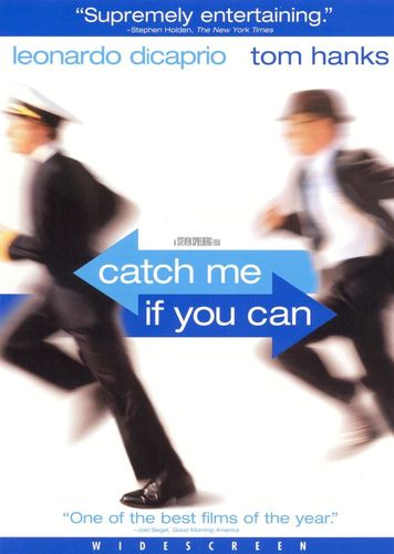 Catch Me If You Can [WS] [2 Discs] [DVD] [2002] 5432551