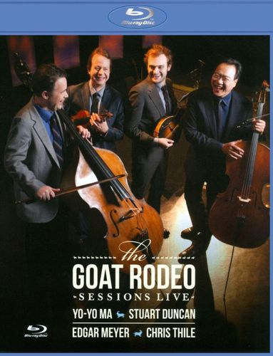 The Goat Rodeo Sessions Live [Blu-Ray Disc] 5434098