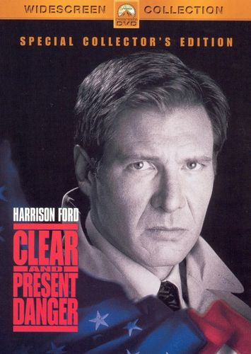 Clear and Present Danger [Special Collector's Edition] [DVD] [1994] 5434103