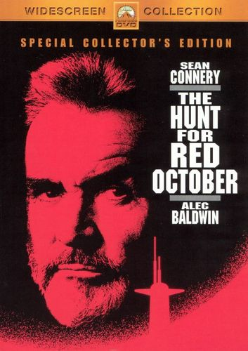 The Hunt for Red October [Special Collector's Edition] [DVD] [1990] 5434121
