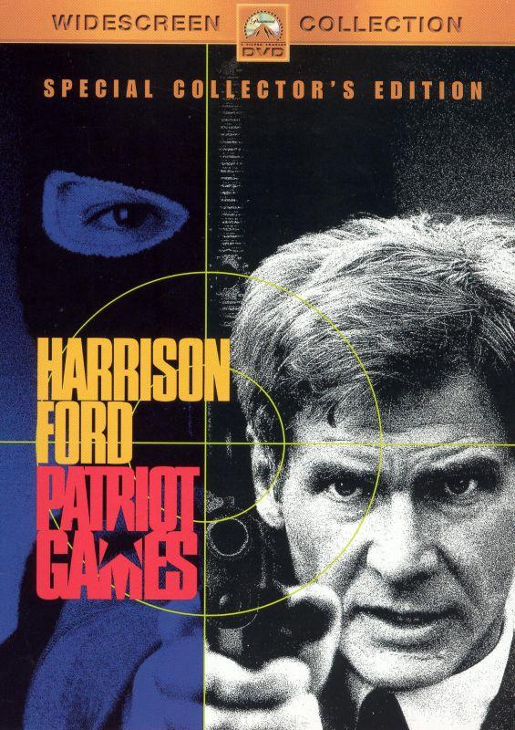 Patriot Games [Special Collector's Edition] [DVD] [1992] 5434149