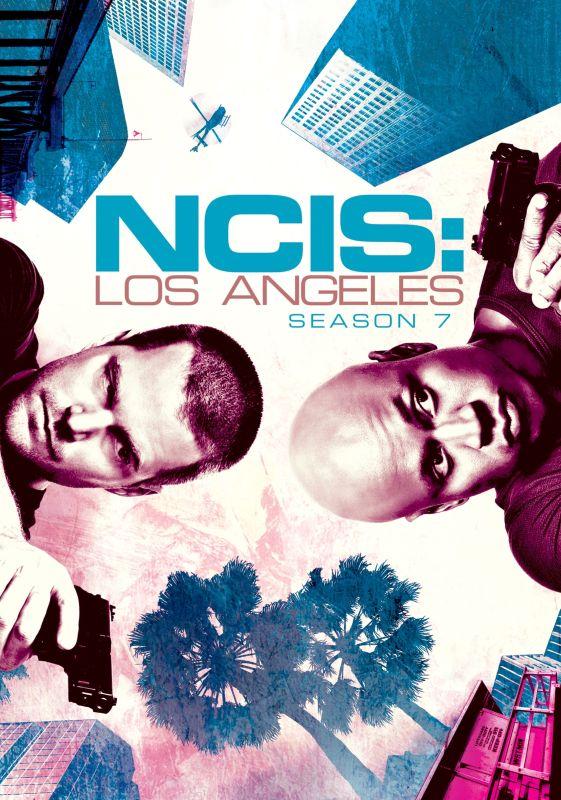 NCIS: Los Angeles - The Seventh Season [6 Discs] [DVD] 5436601