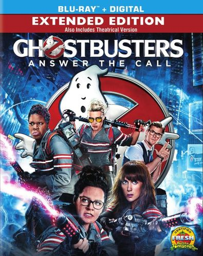 Ghostbusters: Answer the Call [Blu-ray] [2016] 5437703
