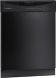 """Frigidaire 24"""" Tall Tub Built-In Dishwasher Black FFBD2411NB"""