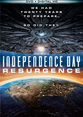 Independence Day: Resurgence [DVD] [2016] 5439500