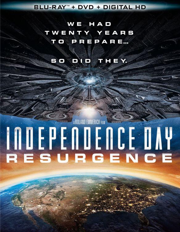 Independence Day: Resurgence [Blu-ray/DVD] [2016] 5439600