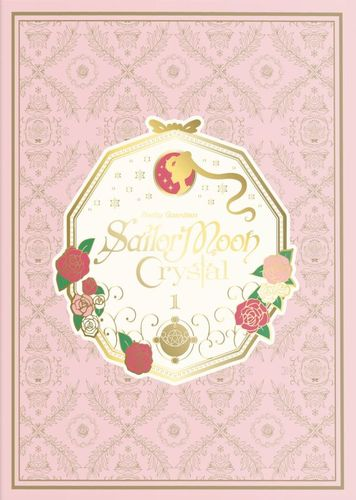 Sailor Moon: Crystal - Set 1 [Limited Edition] [Blu-ray/DVD] 5441004