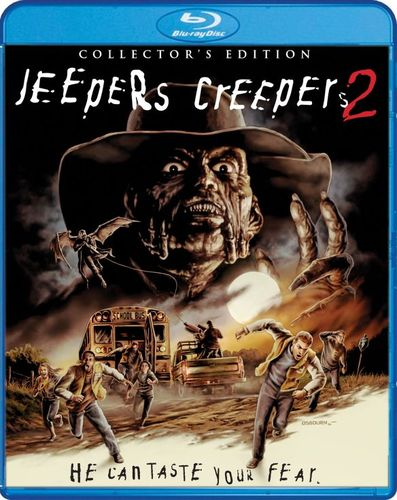 Jeepers Creepers 2 [Collector's Edition] [Blu-ray] [2 Discs] [2003] 5444200