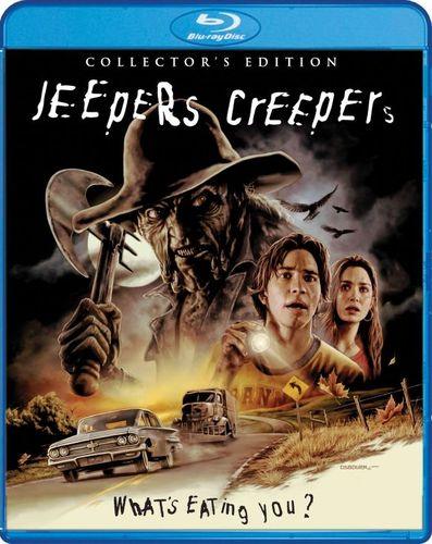 Jeepers Creepers [Collector's Edition] [Blu-ray] [2 Discs] [2001] 5444213