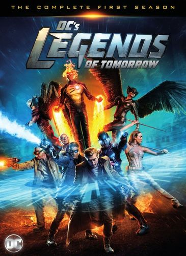 DC's Legends of Tomorrow: The Complete First Season [DVD] 5445400