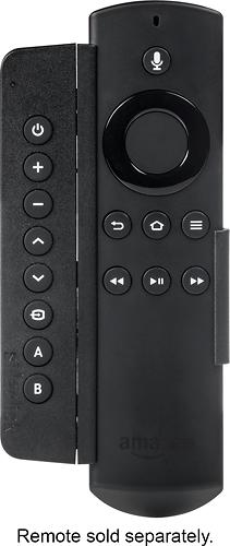 Sideclick - Universal Remote Attachment for Amazon Fire TV - Black 5446400