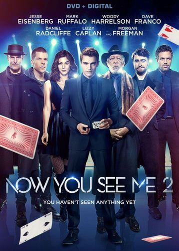 Now You See Me 2 [DVD] [2016] 5446601