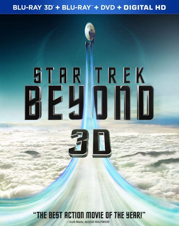 Star Trek Beyond [Includes Digital Copy] [3D] [Blu-ray/DVD] [Blu-ray/Blu-ray 3D/DVD] 5450017