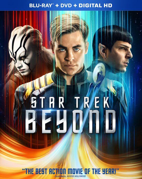 Star Trek Beyond [Includes Digital Copy] [Blu-ray/DVD] 5450019