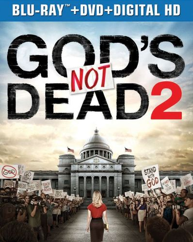 God's Not Dead 2 [Includes Digital Copy] [UltraViolet] [Blu-ray/DVD] [2 Discs] [2016] 5450107