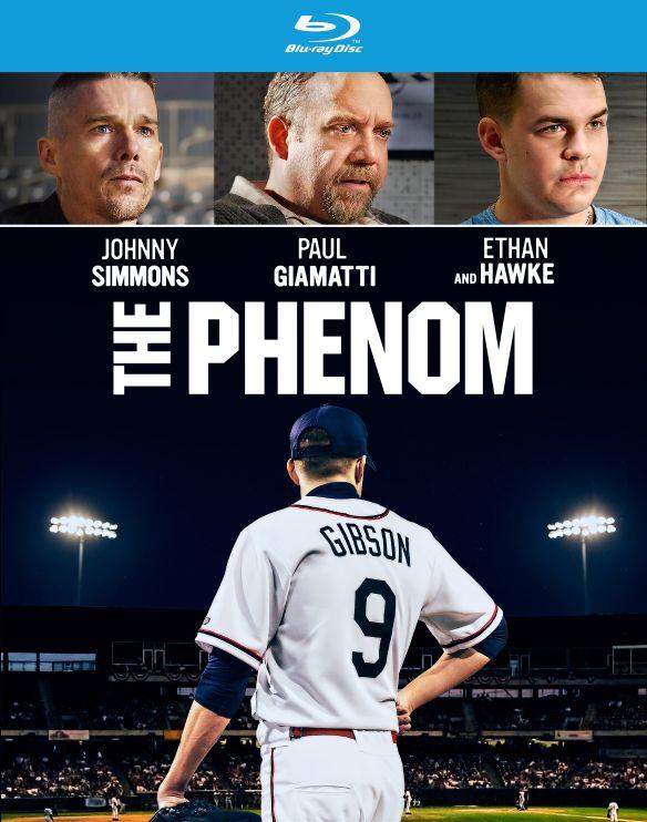 The Phenom [Blu-ray] [2016] 5450150