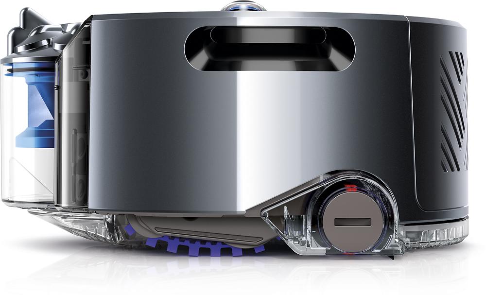 Dyson 64989-01 360 Eye Robot Vacuum Blue/nickel