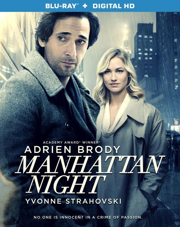 Manhattan Night [Blu-ray] [2016] 5450519