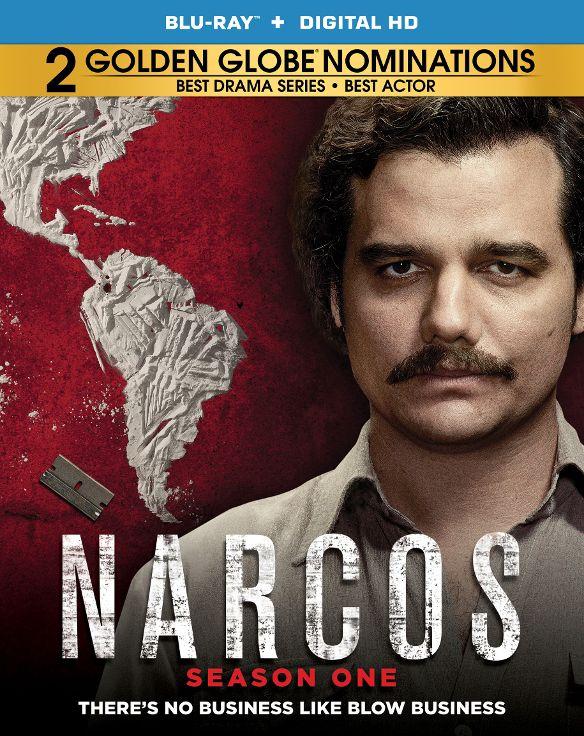 Narcos: Season 1 [Blu-ray] [3 Discs] 5450528