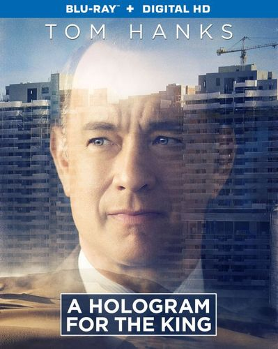 A Hologram for the King [Blu-ray] [2016] 5450529