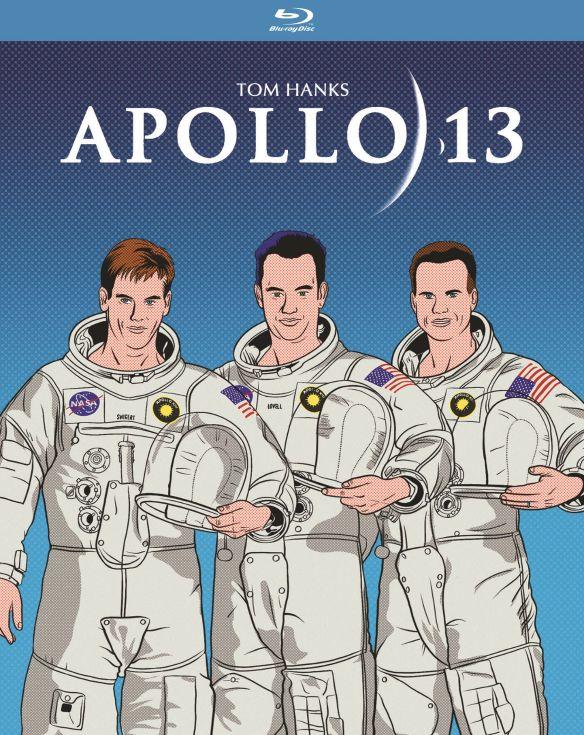 Apollo 13 [Blu-ray] [1995] 5450633