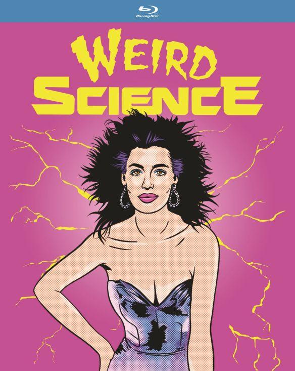 Weird Science [Blu-ray] [1985] 5450635