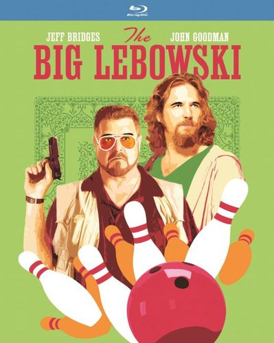 The Big Lebowski [Blu-ray] [1998] 5450636