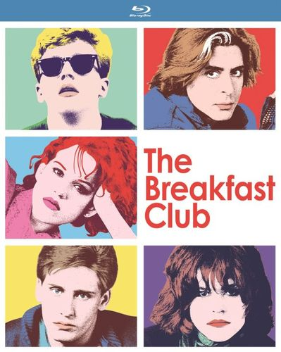 The Breakfast Club [Blu-ray] [1985] 5450637