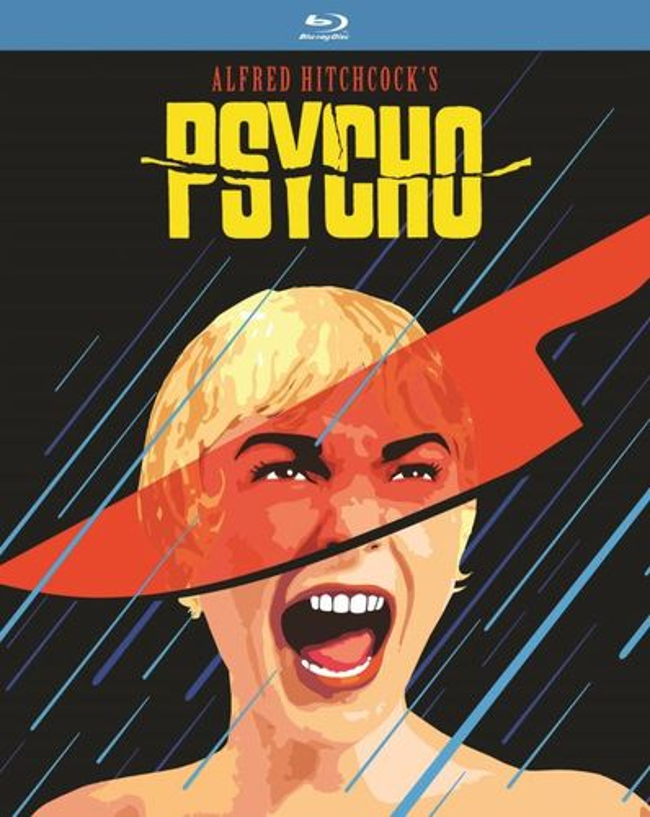 Psycho [Blu-ray] [1960] 5450639