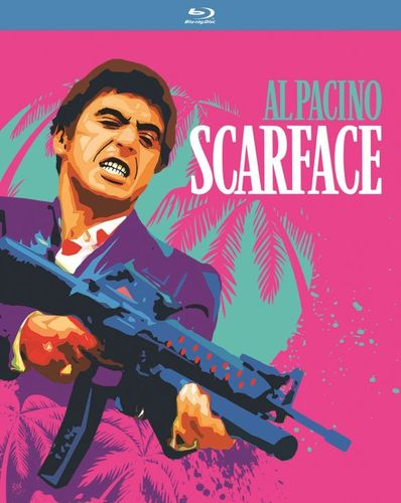 Scarface [Blu-ray] [1983] 5450644