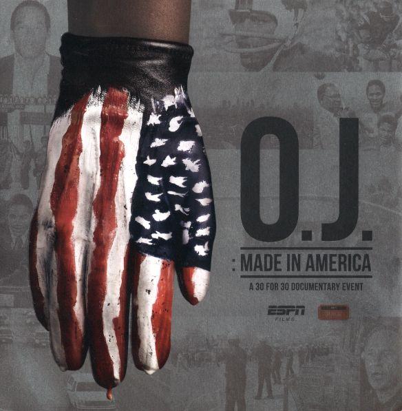 O.J.: Made in America [Blu-ray/DVD] [5 Discs] [2016] 5453101