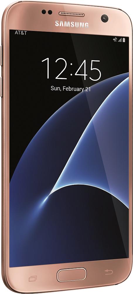Samsung 6471A Galaxy S7 edge 32GB Pink Gold (AT&T)