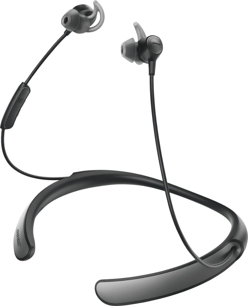 Bose® - QuietControl™ 30 wireless headphones - Black