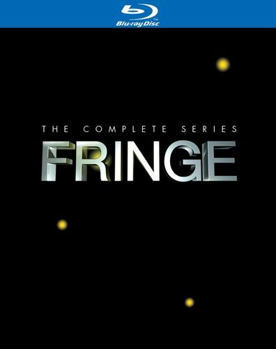 Fringe: The Complete Series [20 Discs] [Blu-ray] 5458275