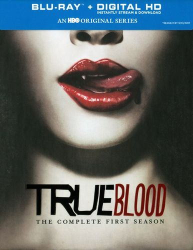 True Blood: The Complete First Season [5 Discs] [Blu-ray] 5458501