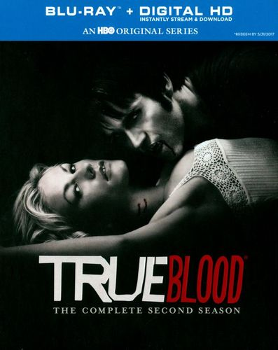 True Blood: The Complete Second Season [5 Discs] [Blu-ray] 5458538