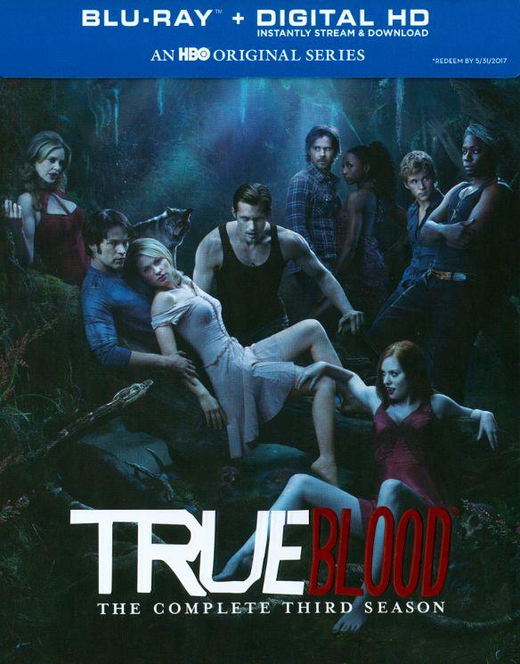 True Blood: The Complete Third Season [5 Discs] [Blu-ray] 5458556