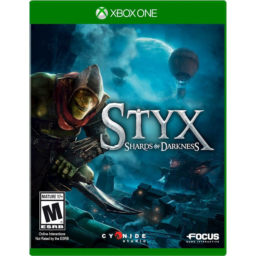 Styx: Shards of Darkness...
