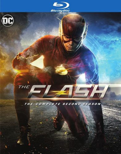 The Flash: The Complete Second Season [Includes Digital Copy] [UltraViolet] [Blu-ray] [4 Discs] 5462104
