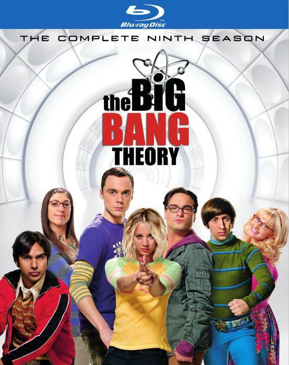 The Big Bang Theory: The Complete Ninth Season [Blu-ray] [2 Discs] 5462105