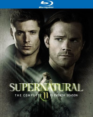Supernatural: The Complete Eleventh Season [Blu-ray] [4 Discs] 5462108