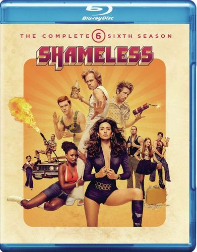 Shameless: The Complete Sixth Season [Blu-ray] [2 Discs] 5462110