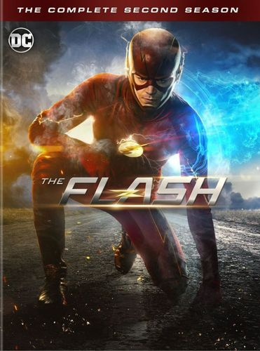 The Flash: The Complete Second Season [6 Discs] [DVD] 5462112