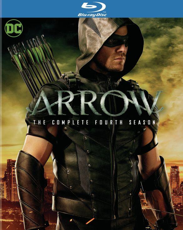 Arrow: The Complete Fourth Season [Includes Digital Copy] [UltraViolet] [Blu-ray] [4 Discs] 5462114