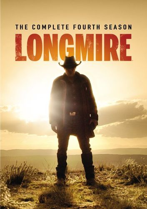 Longmire: The Complete Fourth Season [2 Discs] [DVD] 5462117