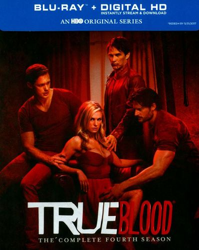 True Blood: The Complete Fourth Season [5 Discs] [Blu-ray] 5467001