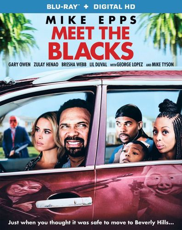 Meet the Blacks [Blu-ray] [2016] 5469000