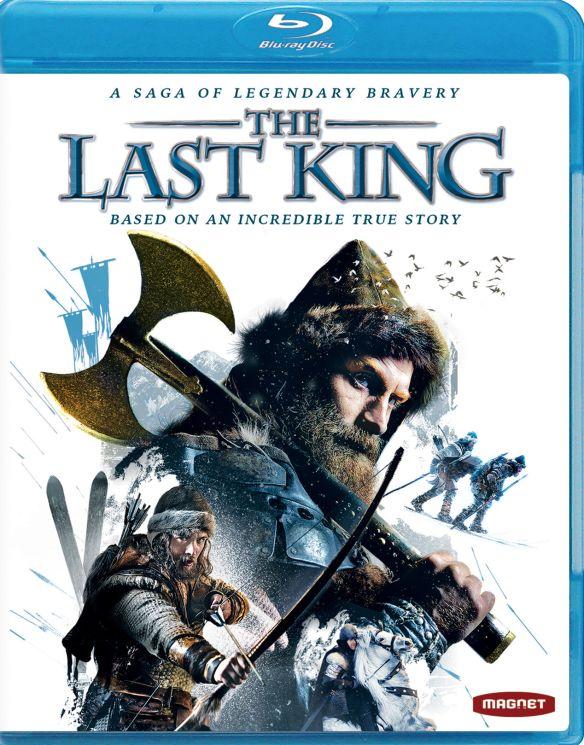 The Last King [Blu-ray] [2016] 5469101