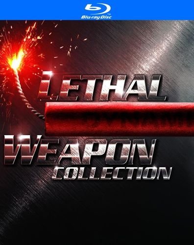 Lethal Weapon Collection [5 Discs] [Blu-ray] 5471204